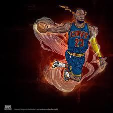 Seeking Graphics Lebron Heat Seeking Vision Illustration Basketball Drawings