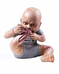 spirit halloween props zombie babies infect spirit halloween product lines