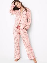 s pajamas sets satin cotton more s secret
