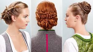 Hochsteckfrisurenen Ohne Haargummi by Dutt Anleitung Für Drei Verschiedene Varianten Frauenzimmer De