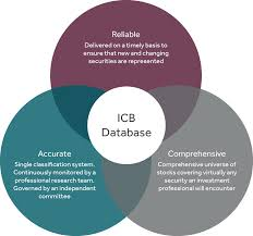 Classified Cover Sheet by Industry Classification Benchmark Icb Ftse Russell