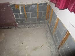 Wet Basement Waterproofing - wet basement waterproofing in spencer wv basement doctor wv