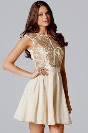 cream lace prom dress naf dresses