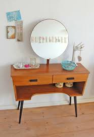 Turquoise Vanity Table 30 Elegant Mid Century Dressing Tables And Vanities Digsdigs