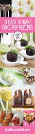 Easy Halloween Cake Pops Recipes Best 25 Easy Cake Pop Recipe Ideas On Pinterest Cake Pops Near