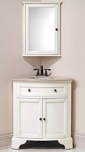 corner bathroom vanity table elegant corner bathroom vanity set with classic black faucets for