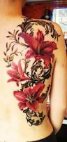 100 flower tattoo designs on arm floral arm piece by alice