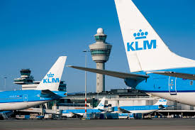 at every level flying klm the dining traveler
