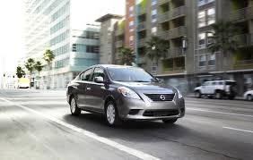 nissan small car nissan versa compact sedan is all new for 2012 bonus wheels