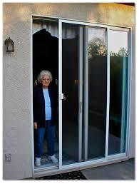 Sliding Screen Patio Door Sliding Patio Screen Doors Sacramento Ca A To Z Window Screens