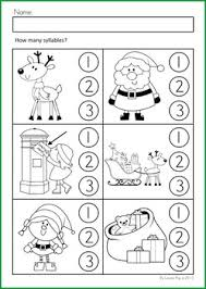 math u0026 literacy worksheets u0026 activities christmas 98 pages a