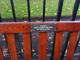 best bench dedication plaque in edinburgh funny