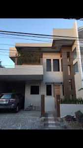 elegant modern duplex house and lot for sale in bf homes paranaque