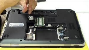 hp pavilion dv6 ac dc power jack repair youtube