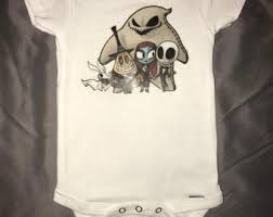 nightmare before baby etsy