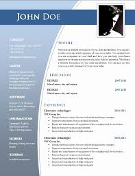 resume templates in word format 50 beautiful gallery of resume template word resume