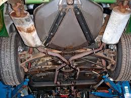 c2 corvette rear suspension corvette axleshaft u joint replacement corvette fever magazine