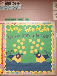 odd and even numbers math bulletin board education pinterest