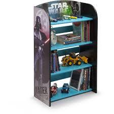star wars bedroom delta children star wars bookshelf walmart com