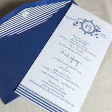 nautical wedding sayings beautiful nautical theme wedding invitations pictures styles