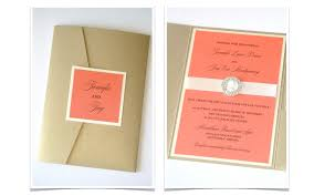 wedding invitations gold coral and gold wedding invitations coral and gold wedding