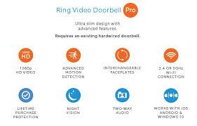 ring vs ring pro pros u0026 cons and verdict smart doorbells