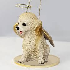 cockapoo figurine statue
