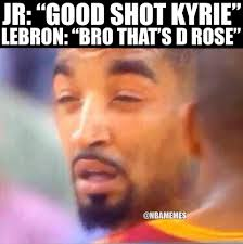 Nba Meme - nba memes when j r smith realizes kyrie is gone next facebook
