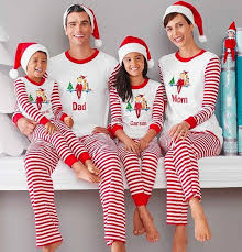 pajamas family matching clothing kid