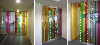 porte de bureau vitr mediprema graphisme adhesifs sur vitres porte acces bureau d