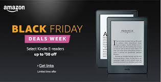 black friday amazon devices on sale amazon holiday device sale from now through nov 28th ereader palace