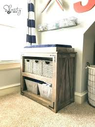 corner baby changing table corner baby changing table changing table plans corner baby changing
