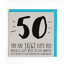 50th birthday cards bm50 50th birthday card ivorymint trade site