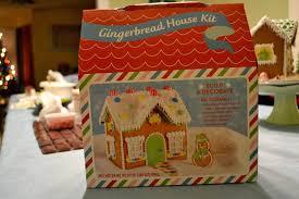simple savory u0026 satisfying gingerbread house 2013