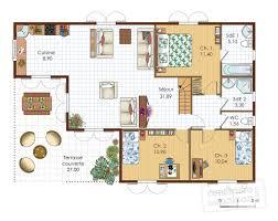 faire plan de cuisine plan de maison antillaise contemporaine karukera homewreckr co