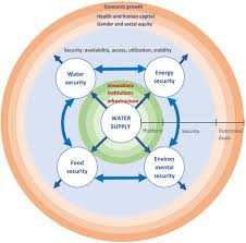 systematic review of water economy modeling applications journal