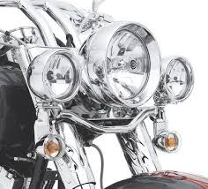harley davidson auxiliary lighting kit clear lens with vertical reflector optics auxiliary l bulb kit