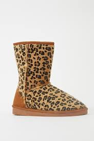 animal print boots leopard or zebra just 5