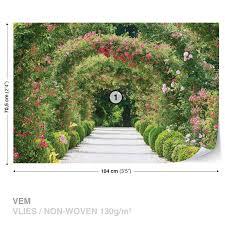 wall mural photo wallpaper xxl garden path nature 2731ws ebay wall mural photo wallpaper xxl garden path nature