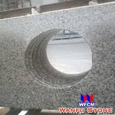 low price prefab granite grey bathroom countertop buy bathroom