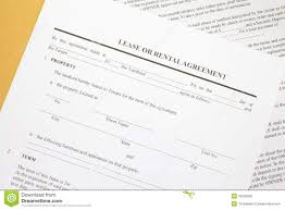 Free Lease Agreement Lease Agreement Royalty Free Stock Image Image 32529826
