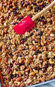 hit the trail granola sallys baking addiction