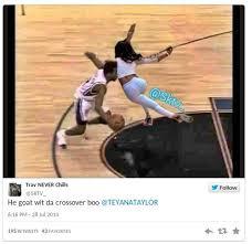 Teyana Taylor Meme - twitter unleashes funny memes of teyana taylor getting crossed over