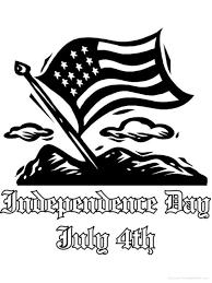 4th of july coloring pages and crafts coloring pages