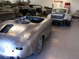 porsche californication autothority 1958 porsche speedster restoration project in