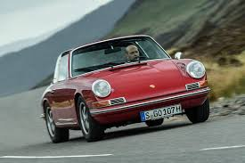 porsche 911 special driving the one millionth model autocar