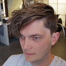 40 latest side parted men u0027s hairstyles