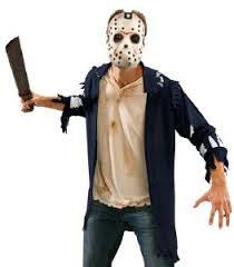 Halloween Costumes Jason Voorhees Leon Scott Kennedy Jason Voorhees Battles Comic Vine