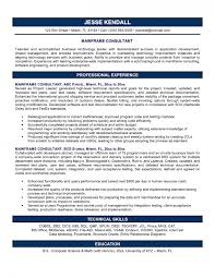 Leasing Agent Resume Example by It Consultant Resume Samples Business Resume Free Cv Samples It