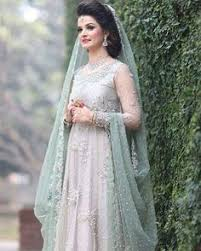 latest asian fashion engagement dresses designs collection for